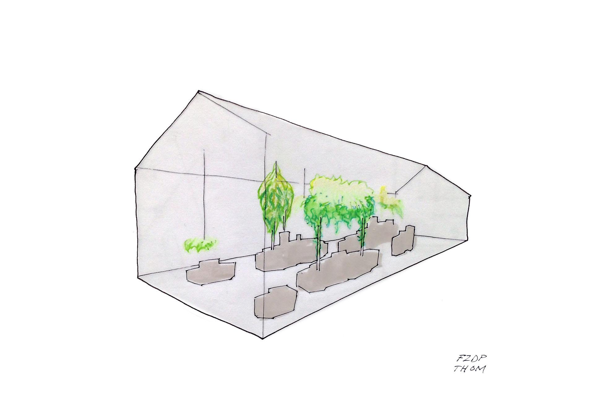 concrete islands flip ziedses des plantes design studio. Black Bedroom Furniture Sets. Home Design Ideas